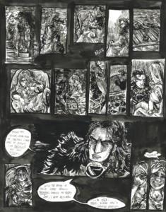 'The Ballad of Vaugn Schtnitzen' p.11