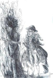 Inktober 2015: Witch