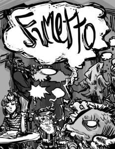 'Fumetto' Cover