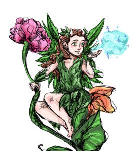 Ivy Petalblossom