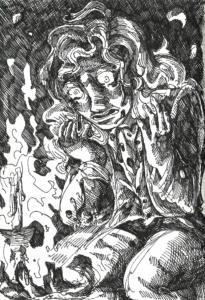 Inktober 2016: Witch's Tears