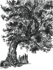 'Under the Lightning-Blasted Tree'