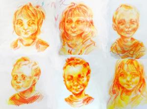 Crayons to Crayons