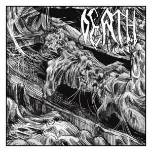 Fake Album Sleeve: Death Metal