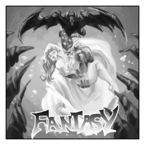 Fake Album Sleeve: Fantasy Metal