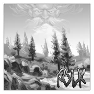 Fake Album Sleeve: Folk Metal