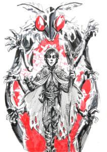 Ea, Priest of the Mothman