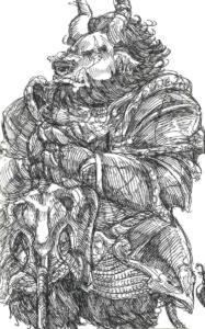 Horned Sentinel