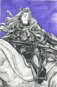 Valter, the Dark Moonstone