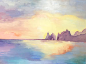 2016 Sunset Landscape