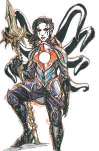 Armor Girls: Lyn