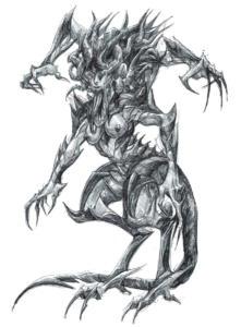 The Demon of Lust