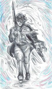 Bad Wizard Sketch