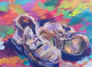 Painter's Shoes