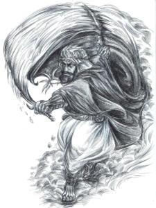 Ali Khazan, Tooth of the Barabadoon